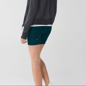 Lululemon • NWOT sculpt compression shorts